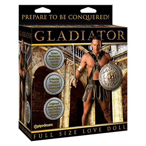 Pipedreams Full Size Gladiator Love Doll, Best Real Dolls