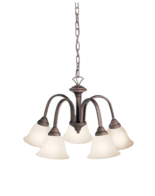 Kichler 2022tz five light chandelier amazon arubaitofo Images