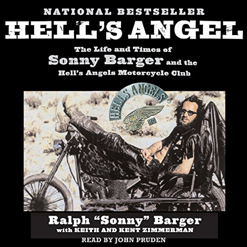 Hell's Angel: The Life and Times of Sonny Barger and the Hell's Angels Motorcycle Club Audiobook [Free Download by Trial] thumbnail