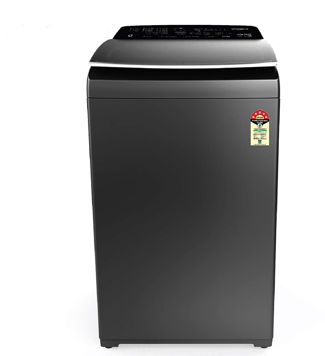 Whirlpool 9.5 Kg Fully-Automatic Top Loading Washing Machine – 360 Degrees BLOOMWASH Pro