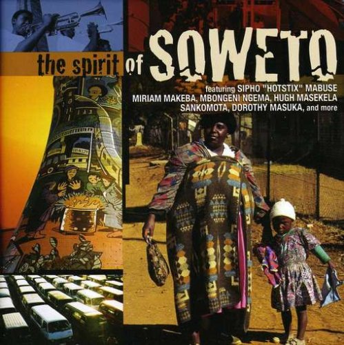 Cover of Spirit of Soweto