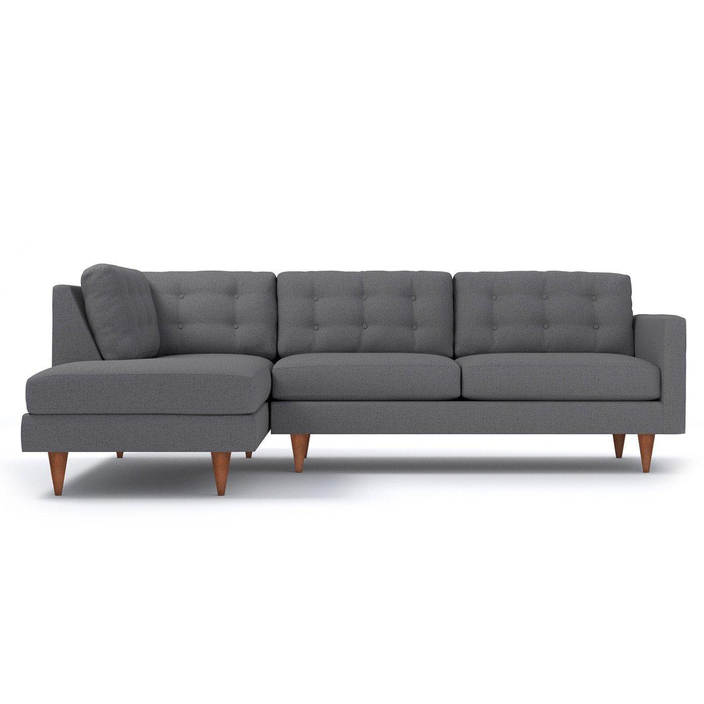 Amazon.com: Apt2B Logan 2pc Sectional Sofa, LAF - Left Arm Facing ...