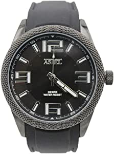 ASTEL Dress Watch For Men Analog Leather - GX41M22I