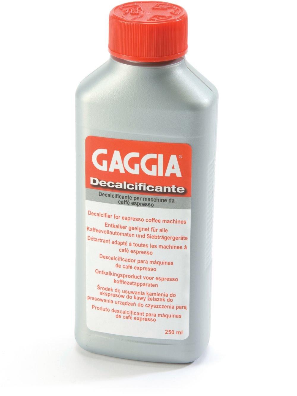 Gaggia Decalcifier Descaler Solution,250ml