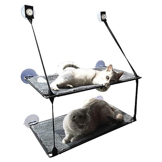 Gato Hamaca, Animal doméstico del Gato Ventana Balcón Cama ...