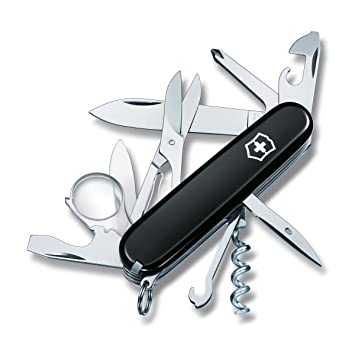 Amazon.com: Victorinox Navaja suiza para explorador.: Sports ...