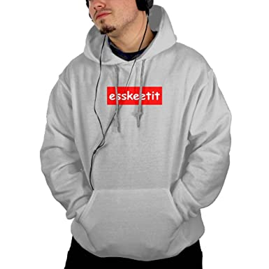 0911ca50482 Esskeetit LIL Pump Mens Pullover Sweatshirt Full Graphic Printed 2 Pockets  Hoodies For Boys Youth