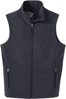 a3fd5b1c15df Amazon.com  Landway Men s Water Resistant Bonded Soft Shell Vest ...