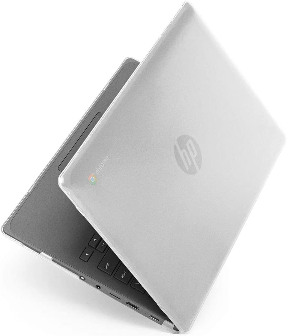 mCover Hard Shell Case Only Compatible with New 2020 11.6-inch HP Chromebook 11a-NAxxxx Series laptops ( NOT Compatible with Other HP Chromebook laptops) HP-C11a-NA (Clear)