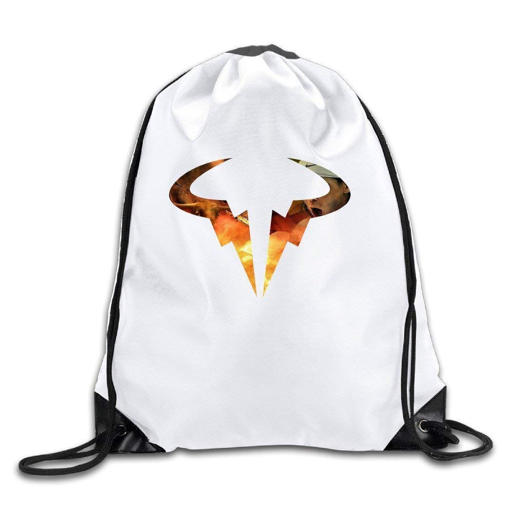Etryrt Mochilas//Bolsas de Gimnasia,Bolsas de Cuerdas Rafael Nadal Rafa Drawstring Backpack Bag