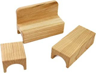 product image for Camden Rose Cherry Dollhouse Living Room Set, 3 piece
