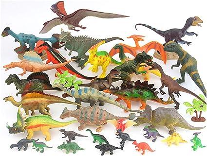 Animal Figures Dinosaurs Toys Children Educational Toy Set Kids Birthday Gifts