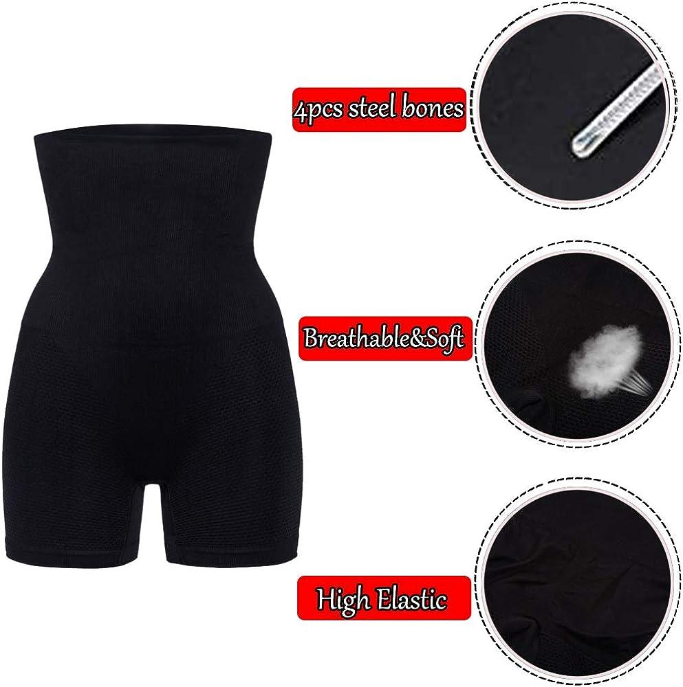 OMG/_Shop Shapewear for Women Tummy Control Butt Lifter High Waist Panty Shorts Waist Trainer Body Shaper
