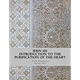 IHSN 101 Introduction to the Purification of the Heart: Spring 2016