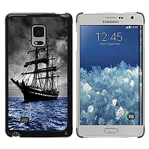 Stuss Case / Funda Carcasa protectora - SKOONAR VIEJOS SEAS VELERO - Samsung Galaxy Mega 5.8