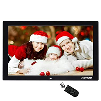 Amazoncom Digital Picture Frame 17 Inch Kenuo High Hd 1440x900