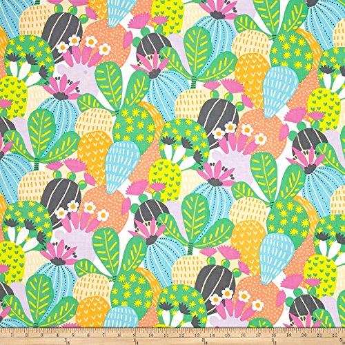 Fabric Henry Alexander (Alexander Henry Folklorico Desert Bloom Pastel Fabric by The Yard)