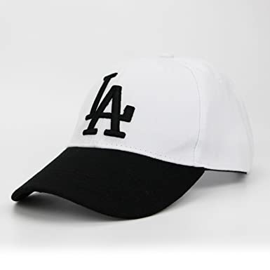 2018 Carta Gorras de Béisbol Dodgers Bordado Hip Hop Sombreros de ...