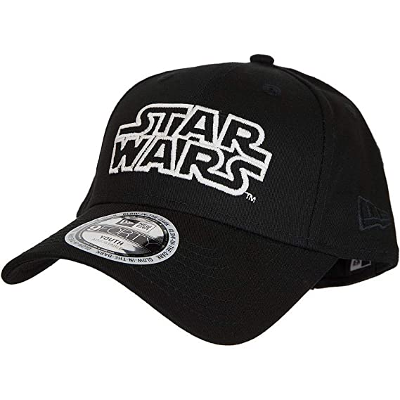 New Era Gorra de béisbol niño 9FORTY Star Wars Glow In The Dark ...