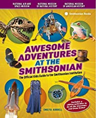 From Dorothy's red slippers to dinosaurs to the Wright brothers' plane, the Smithsonian is filled with objects fascinating to kids. Yet choosing what to see at the Smithsonian can challenge even the most enthusiastic families. Packed with act...