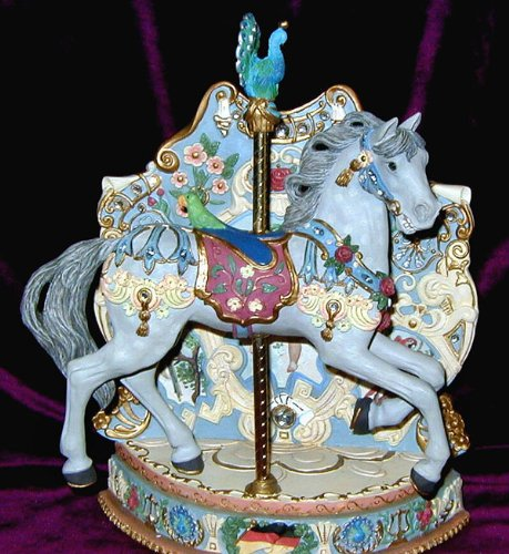 Willitts Designs Carousel Memories By Ann Dezendorf German Musical