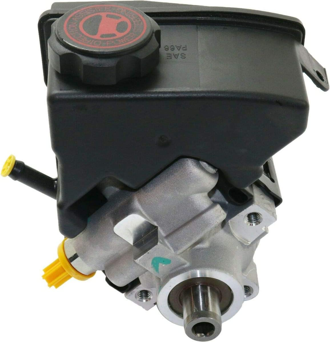 Amazon Com Power Steering Pump Compatible With Chevy Olds Cutlass Chevrolet Malibu Buick Century 96 Automotive