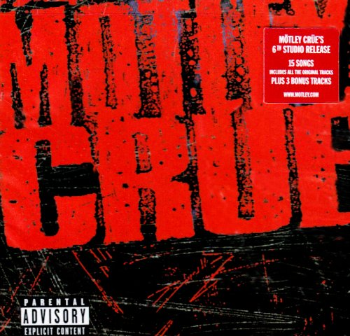CD : Motley Crue - Motley Crue [Explicit Content] (CD)