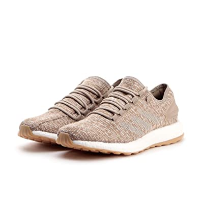 4a25ef3201be adidas Pureboost Shoe - Men s Running 4 Trace Khaki Clear Brown