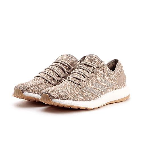 25d1d3db1 adidas Men s Pureboost Mens Running Shoes S81992 Pure Boost Tan ...