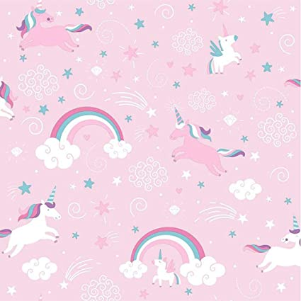 Girly Unicorn Kids Room 4