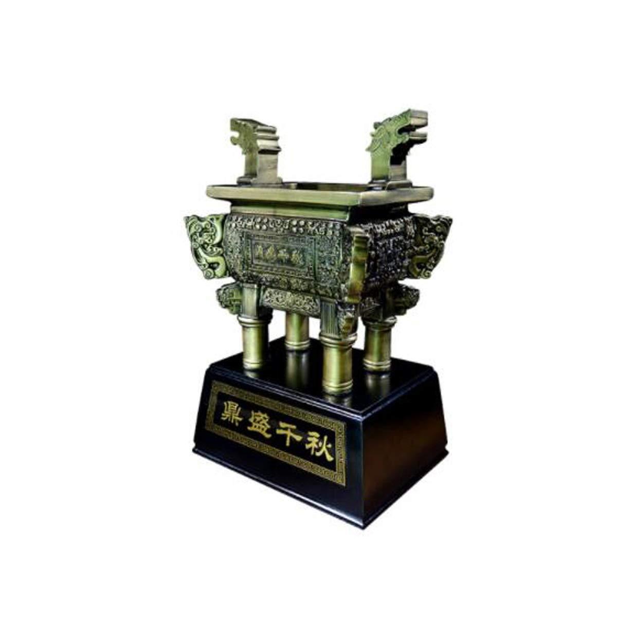 XIONGHAIZI 装飾、オープニングハウスウォーミングギフトDingの装飾品、ラッキーフォーチュン、ビジネスギフト、上司のオフィスの装飾、レジ係のフロントの装飾、Send Partners (Edition : Medium-24*20*39cm) B07SJRRD1N  Medium-24*20*39cm
