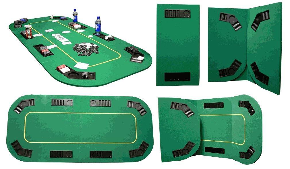 テキサスHoldemフルサイズ楕円ポーカーテーブルトップ Includes – – Includes Bonus Pokerボタンセット Bonus。 B01G49ECIQ, マツヤマシ:5357736a --- itxassou.fr