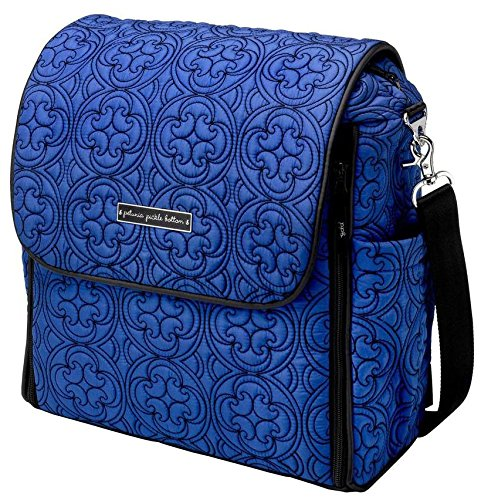 Petunia Pickle Bottom Boxy Backpack Embossed - Westminster Stop