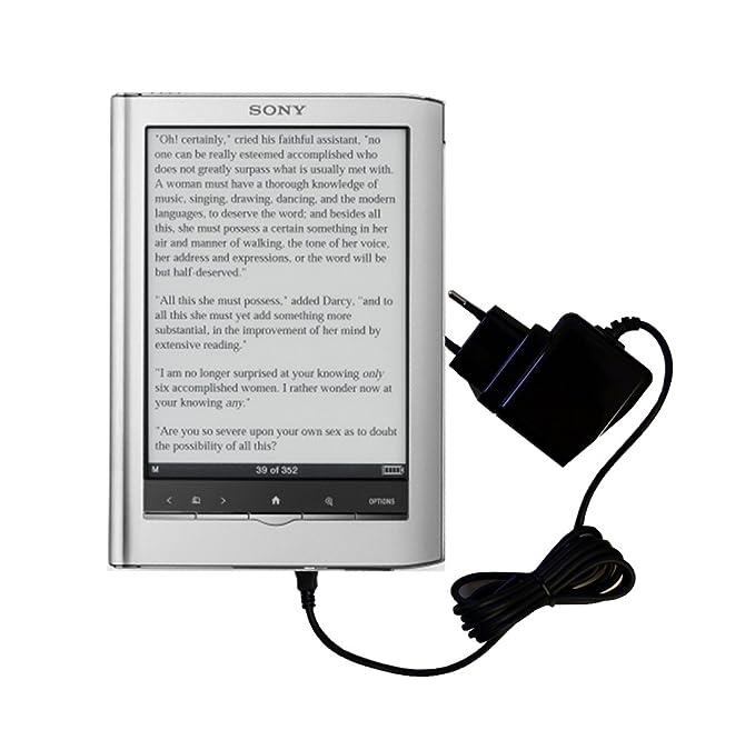 Spartechnik - Adaptador de enchufe para e-reader Sony PRS-650, PRS ...
