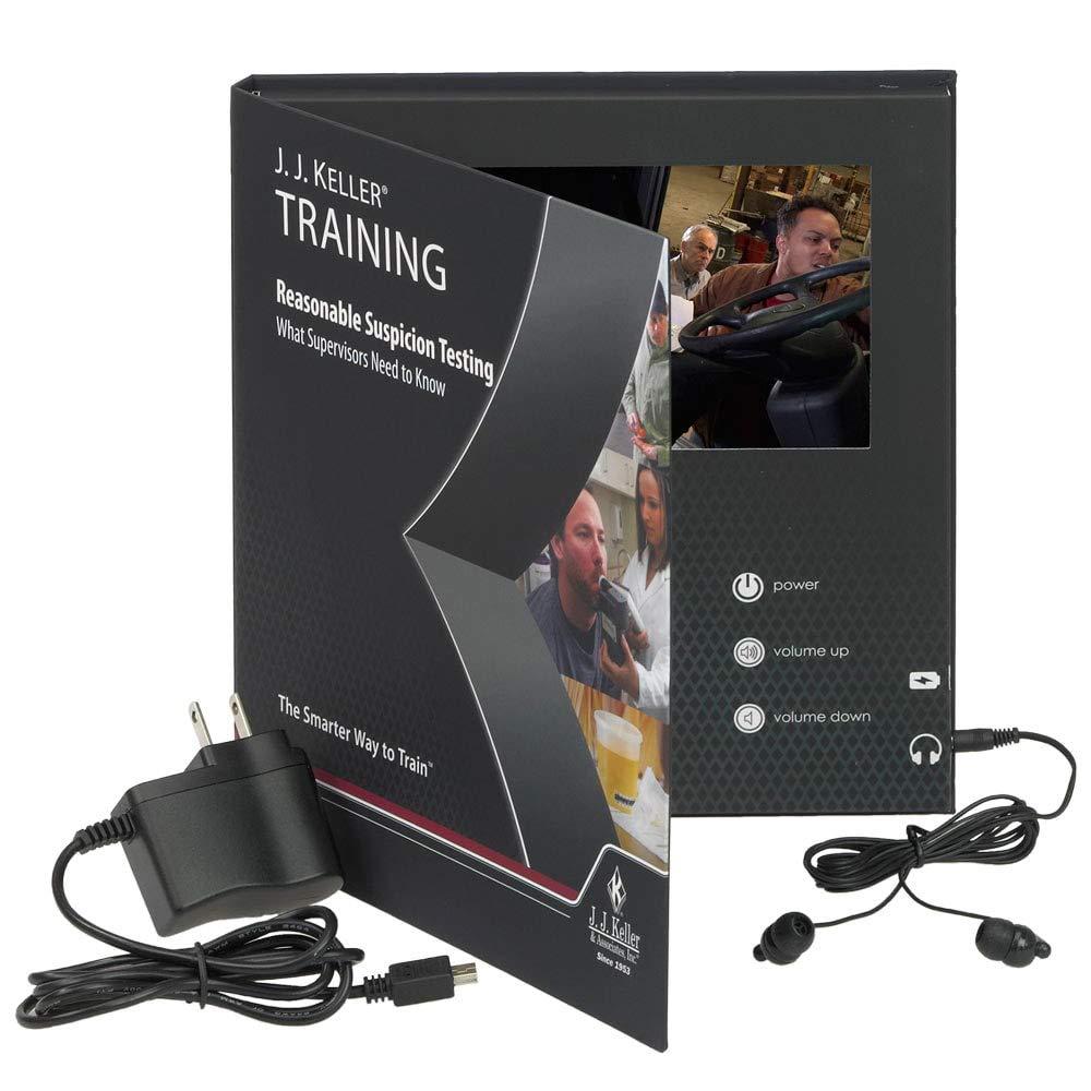 Reasonable Suspicion Testing: What Supervisors Need to Know – Video Training Book J. J. Keller & Associates