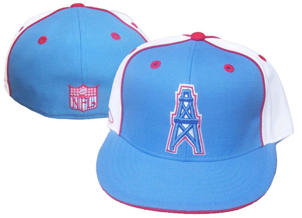 Reebok Houston Oilers NFL - Gorra de fútbol Americano (Talla 7 1/8 ...