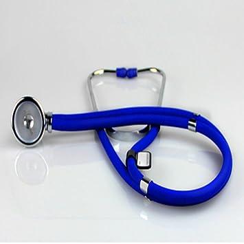 amazon com classic economy stethoscope latex free blue beauty