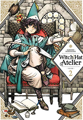 Witch Hat Atelier 2 ()