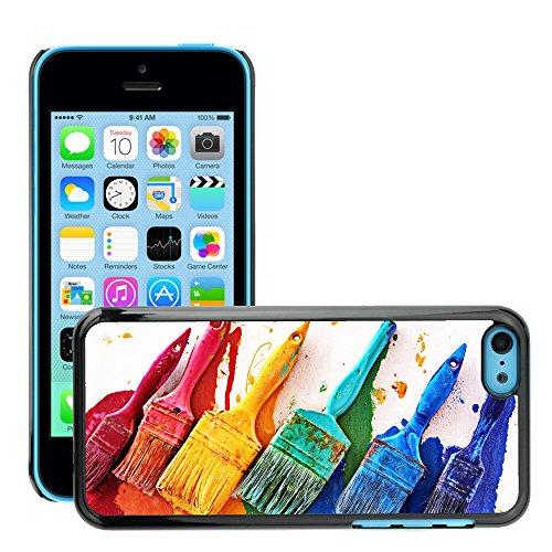 Premio Sottile Slim Cassa Custodia Case Cover Shell // V00002778 Choix des couleurs // Apple iPhone 5C