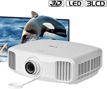 Wj Proyector Full HD 3LCD, 800 Lúmenes ANSI, Resolución De Disparo ...