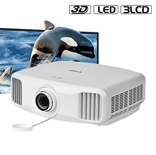 WF Proyector Full HD, 800 Lúmenes ANSI 3LCD Soporte para Proyector ...