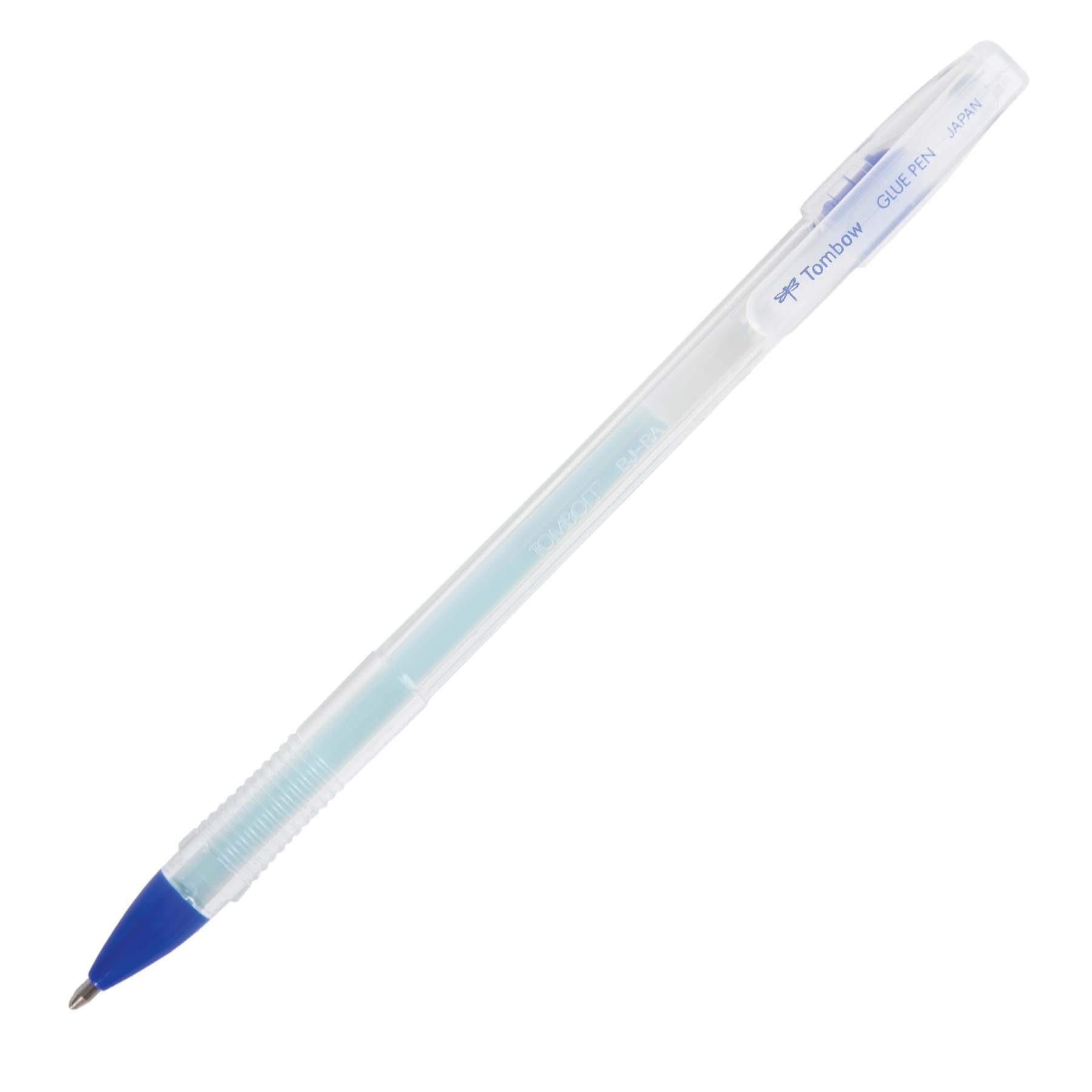 Tombow 62175 Glue Pen (1 Piece), Multicolor