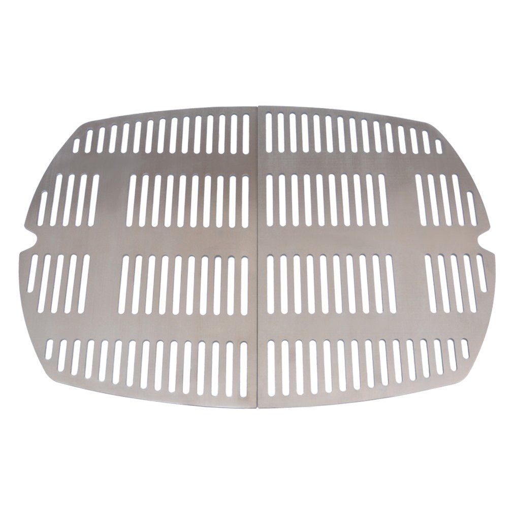 Stanbroil Outdoor Stainless Steel Casting Cooking Grates Fit for Weber Q300 Q3000 Series Grills