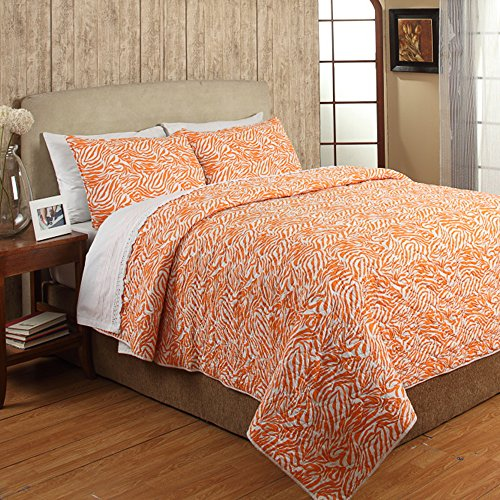 (Amity Home Penelope Quilt Set, King )