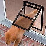 Namsan Cat Puppy Door for Screens Door Cat Window Door Small