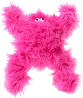 product image for West Paw Boogey Squeaky Toy for Dogs, Hot Pink
