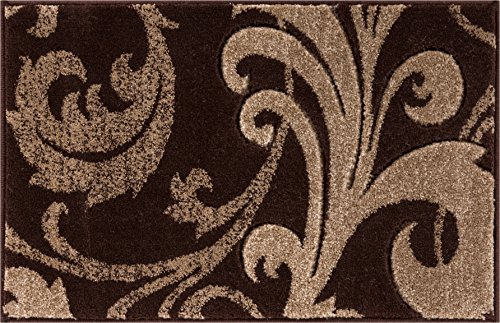 Doormat Ruby Kitchen Bathroom Soft Durable Accent Rug