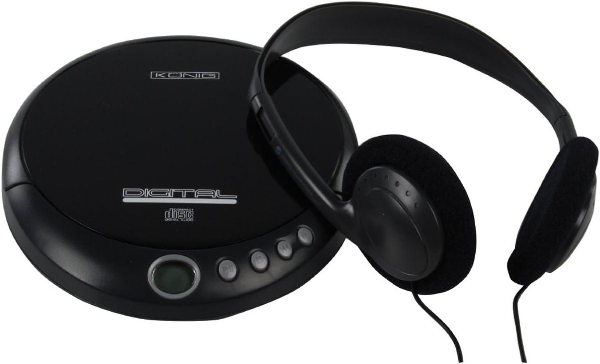 Konig Portable CD Player