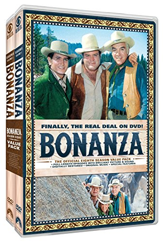 Bonanza: Official Eighth Season, Vol. 1 & 2