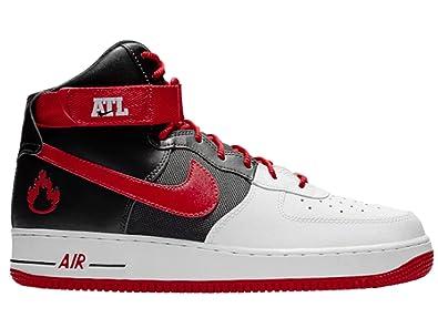 big sale c2d36 3e0c1 Amazon.com | Nike Men's Air Force 1 High LV8 Leather ...